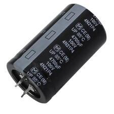 IN Elko Capacitor 4700µf 100v 105 ° C; EKMH 101vnn472ma50s; 4700uf SNAP