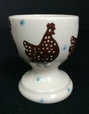 EMMA BRIDGEWATER Speckled Hen Egg Cup
