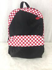Vans off the wall Marvel Spiderman black school backpack book bag New with tags