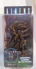 """Aliens Xenomorph Warrior Brown (Battle Damaged) NECA Series 12 7"""" Action Figure"""