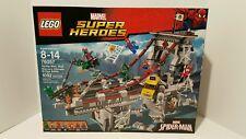 Lego 76057 Marvel Spider-Man: Web Warriors Ultimate Bridge Battle New and Sealed