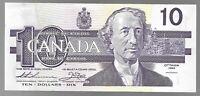 Canada  $10 (1989) - BC-57a Circulated Note (XF) - ATZ3808795