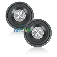 "(2) PowerBass 2XL-1504D 15"" XTREME 2XL Series CAR SUBWOOFERS SUB WOOFERS *PAIR*"