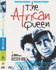 The African Queen (1951) Humphrey Bogart / Katharine Hepburn Dvd New *Fast Ship*