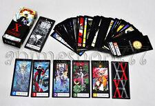 Rare Clamp X Japanese Anime Tarot 80 pcs Cards Set Cosplay New Free Shipping