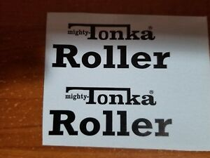 MIGHTY TONKA ROLLER