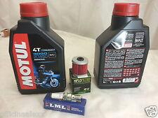KIT TAGLIANDO LML star 4T 125/150/151cc MARCE e AUTOMATICA olio filtro candela
