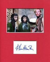 Kim Hunter The Planet Of Apes Star Signed Autograph Photo Display