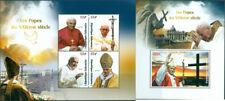 POPE JOHN PAUL II FRANCIS BENEDICT XVI VATICAN RELIGION MNH STAMPS SET