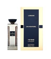 Lalique Noir Premier Or Intemporel EDP 100ml Eau De Parfum UNISEX New