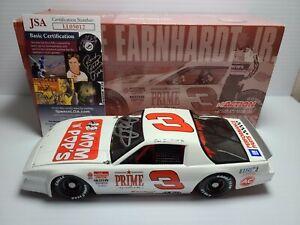 1994 Dale Earnhardt Jr #3 Prime Sirloin Autograph w/JSA COA 1:24 Action MIB
