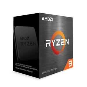 AMD Ryzen 9 5950X 16-Core AM4 3.40 GHz Unlocked CPU Processor No Cooler