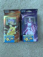 Pokemon XY Evolutions Theme Decks - Mewtwo Mayhem & Pikachu Power - New & Sealed