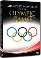 Greatest Moments Of The Olympics-DVD-SUPREME ACHIEVEMENTS AND MORE-NEW SEALED