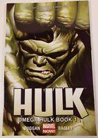 2015 Marvel Comics Omega Hulk Book 1 Vol.2 Graphic Novel Paperback Book