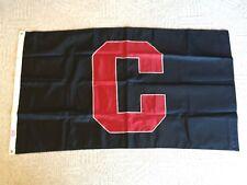 Red Black C Flag Large 3x5  Cincinnati Bearcats