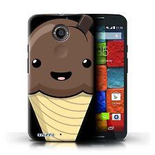 STUFF4 Phone Case for Motorola X & Z Smartphone/Kawaii Food/Protective Cover