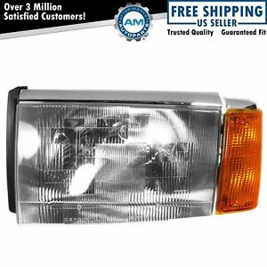 Headlamp Headlight Driver Side Left LH for Volvo WC WI