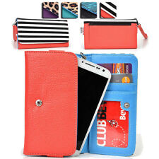 Protective Wrist-Let Case Clutch Cover & Organizer for Smart-Phones KroO ESMTS13