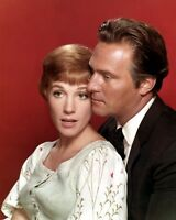 "JULIE ANDREWS & CHRISTOPHER PLUMMER IN ""THE SOUND OF MUSIC"" - 8X10 PHOTO (CC402)"