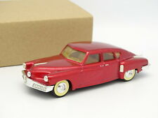 Dinky Matchbox SB 1/43 - Tucker 1948 Torpedo Rojo