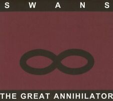 Swans - The Great Annihilator / Drainland [New & Sealed] 2CDs