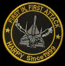 USAF ROKAF HARPY Since 1999 Flight Squadron Patch T-5
