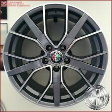 F035 ALD 4 CERCHI IN LEGA NAD 18 5X110 ET30 X ALFA ROMEO GIULIETTA SUPER ITALY