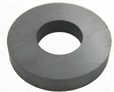 Ferrite Donut Ring Ceramic Type Magnet Size 2 Od 1 Id Thick