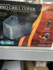 """Montana Grilling Gear Innerflow Gas Grill Cover - 68"""""""