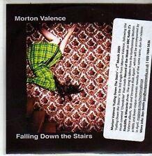 (DA814) Morton Valence, Falling Down The Stairs - 2009 DJ CD
