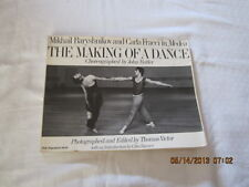 The Making of a Dance by Thomas Victor (1976, Paperback) Mikhail Baryshnikov