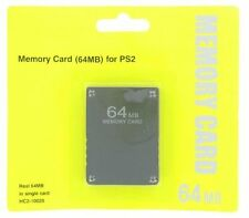 Memory Card für Ps2 64 MB 782649