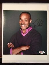 Rocky Carroll - Autographed 8 x 10 Photo (NCIS) w/ PSA/DNA Authentication