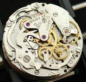 POLJOT 3133 Chronograph Watch Movement original Parts Choose From List (4)