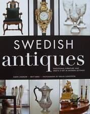 LIVRE/BOOK : ANTIQUITES SUÉDOIS (antique suède,swedish design,meuble,furniture