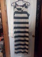 Womens plus Size Maxi Dress 2xl