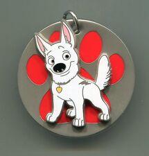 Disney DSF DSSH Bolt Dog Tag Collar LE 400 pin
