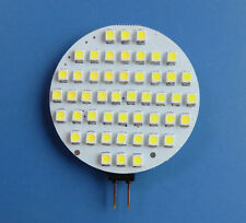 10pcs G4 Bi-Pin 3W 48-1210 SMD LED Bulb lamp Super Bright White AC/DC 12~24V #YA