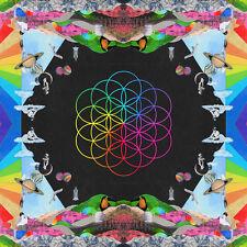 Head Full Of Dreams - Coldplay (2015, CD NEUF)