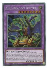 Yugioh Abc-dragon Buster Lckc-en059 Secret RARE 1st Edition