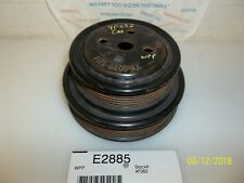 91 92 93 FORD MUSTANG 2.3L WATER PUMP PULLEY F1ZE-8509-AA OEM