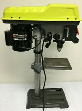Ryobi DP103L Tabletop Drill Press w/Laser Bench 10 In1/4 HP Induction Motor R677