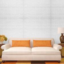 PE Foam Panels Wall Stickers 3D DIY Wall Home Decor Brick Stone Retrov 60 X 60cm