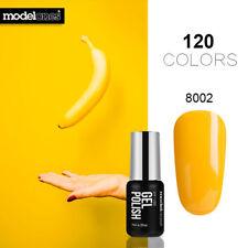 Modelones 7ml Gel Polish Shimmer Soak Off UV Led Nail Manicure Salon 120 Colors