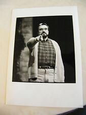 Photographie Ruggero Raimondi Don Giovanni 1986 Mozart par Courrault 2