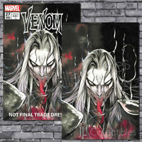 🔥 Venom #27 Peach Momoko Virgin Variant Set Knull Donny Cates NM Preorder 8/12!