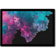 Microsoft Surface Pro 6 8th Gen. i5 CPU 128GB SSD 8GB RAM Tablet Platinum NEW