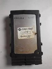 Genuine OEM 92 INFINITI M30 COMPUTER MODULE ECM ECU 25962 F6602