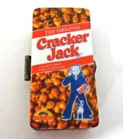 Midwest Of Cannon Falls Trinket Box, Cracker Jack w/Blue Whistle Charm